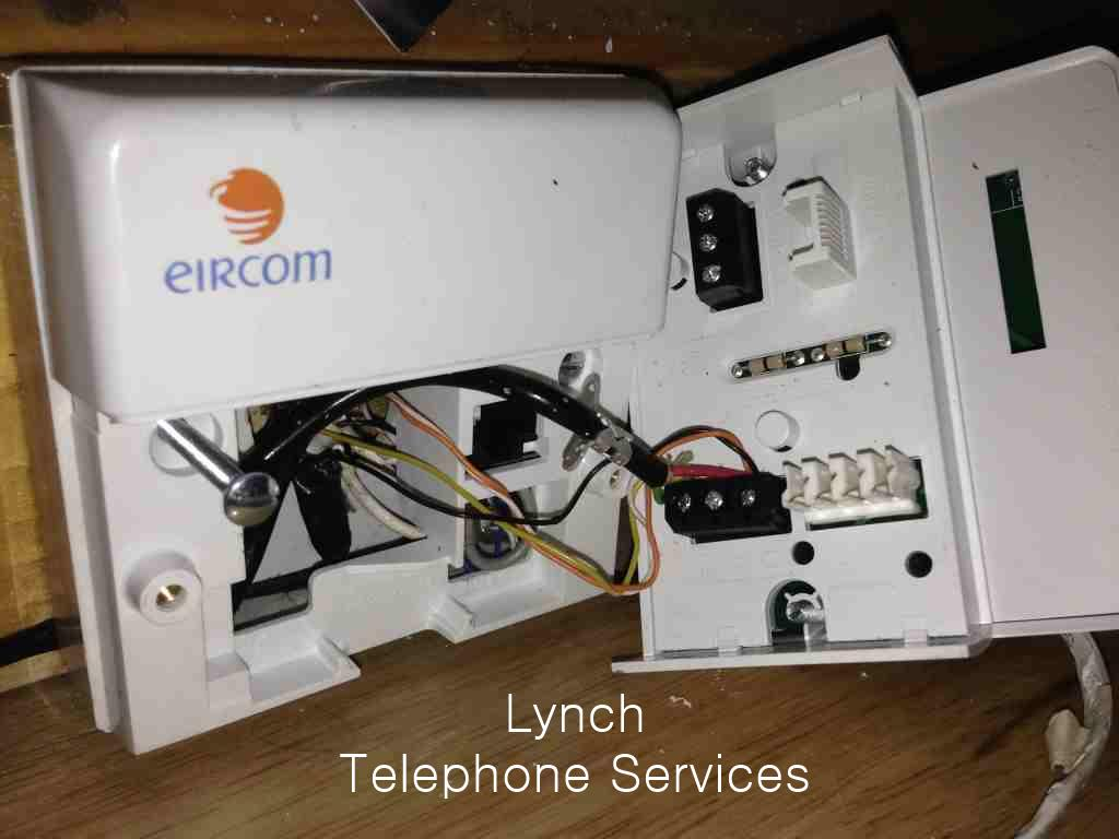 Master Socket Telephone Wiring Diagram from www.telephone.lynch.ie